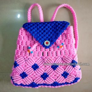 Macrame Bag / Kids Bag